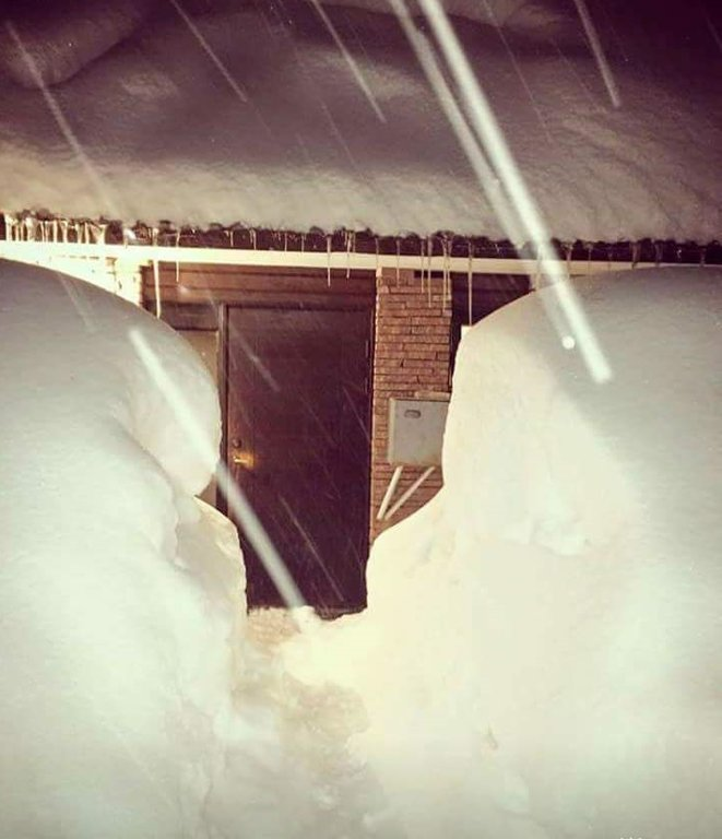snow Georgia
